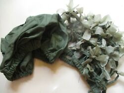 One Pair Of Covers _ Vietcong Helmet Cover _ Nlf Viet Cong _ Pavn / Nva Vc.