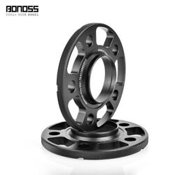 1 Pair 12mm Wheel Spacers Adapters Studs 14x1.5 Bore For Bmw F36 425d430d430i