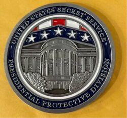 Us Secret Service Usss Presidential Protective Division Ppd Challenge Coin