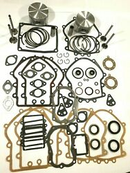 Engine Rebuild Kit Fits Opposed Twin Cylinder Briggs And Stratton 16hp-18hp Usa