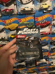 hot wheels fast and furious black dodge ice charger unopened