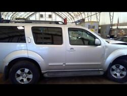 Automatic Transmission 6 Cylinder Crew Cab 4wd Fits 07 Frontier 4314904