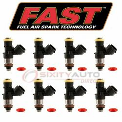 Fast Fuel Injector For 2014-2017 Chevrolet Ss - Air Delivery Injection Ii