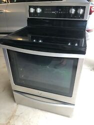 Whirlpool Gold Series - Infrared Glass-top Stove And Convection Oven