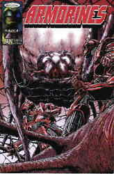 Armorines Vol. 2 4 Vf/nm Acclaim | Save On Shipping - Details Inside