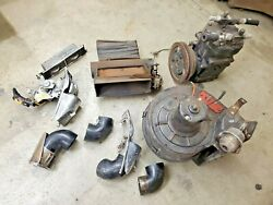 1968 Ford Mustang Factory Air Conditioning A/c Assembly C8aa2875a1 Fomoco Oem