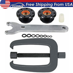Bracket Puller And Hs5157 Hydraulic Steering Cylinder Seal Kit For Seastar