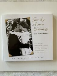 family home evening for newlyweds book LDS Mormon $8.00