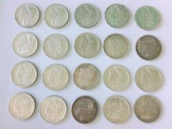 20 Uncirculated Morgan Silver Dollars - Mixed Dates/nice Condition. Buy Now.