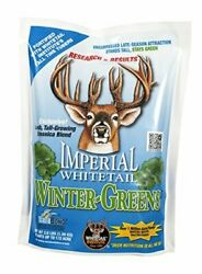 Winter-greens Deer Food Plot Seed For Fall Planting - Annual 12 Lbs 2 Acres