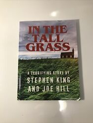 Stephen King And Joe Hill In The Tall Grass Limited Edition 1/5000 Ibd