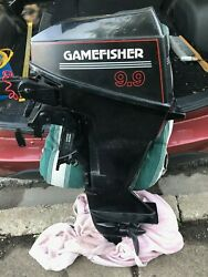 Gamefisher Outboard 9.9hp 1990