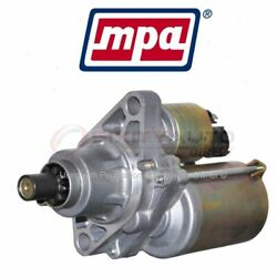 Mpa Starter Motor For 2003 Acura Cl - Electrical Charging Starting Zc