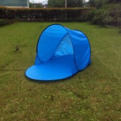 Beach Waterproof Pop up Tent Camping Automatic Portable Summer Outdoor Shelters $16.99