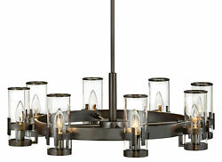 Hinkley Lighting 38109 Reeve 12 Light 36w Taper Candle Style - Black