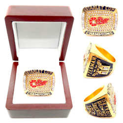 1998 Detroit Red Wings Championship Ring Yzerman Stanley Cup Size 8-13 Mens