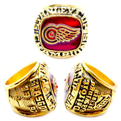 1997 Detroit Red Wings Championship Ring Stanley Cup Premium Ring Size 8-13