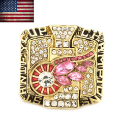 2002 Detroit Red Wings Championship Ring Yzerman Stanley Cup Size 10-12 New