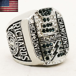 2003-2004 Tampa Bay Lightning Championship Ring Richards Stanley Cup Size 8-14