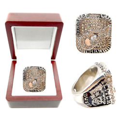 2008 Detroit Red Wings Championship Ring Stanley Cup Champions Size 8-13 New
