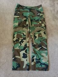 Crye Precision G3 Combat Pant 32s M81 Woodland 32 Short Fit Like 30 Waist