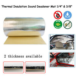 Sound Deadening Material -automotive Thermal Block Heat And Noise - Car Insulation