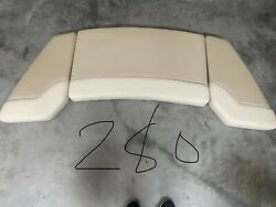 280 Boston Whaler Outrage Bow Cushions