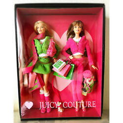 Barbie Juicy Couture Mattel Gold Label Collectable Dolls 2004 [unused]