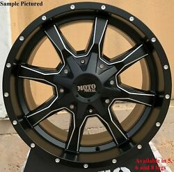 Wheels Rims 20 Inch For Hummer H2 Ford E-150 Nissan Nv 1500 2500 3500 -166