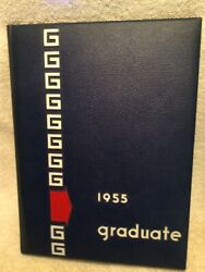 1955 Yearbook Greenville High School Il Great Photos Regional Basketball Champs