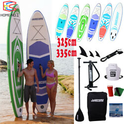 Stand Up Paddle Board Sup Board Surfing Inflatable Paddleboard Accessories10.6ft
