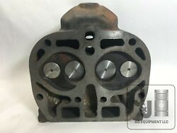 H110r John Deere H Tractor Cylinder Head Rebuilt New Parts Installed As Needed