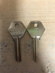 Curtis Rs2 Key Blank For National Cash Registers
