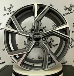 4 Alloy Wheels Compatible For V W Mount 5x112 Mens 8.5jx19 New Offer
