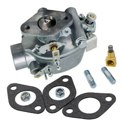 Carburetor Kit For Ford Tractor Models 600 700 Series W/134 Cid Gas Engines New