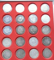 France .900 Silver 5 Francs Louis Philippe I Quality Circulated 1831-47 See Menu