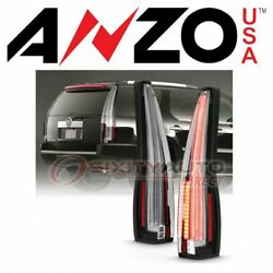Anzousa Tail Light Set For 2007-2014 Cadillac Escalade - Electrical Lighting Mw