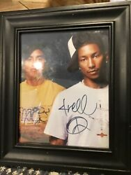 Pharrell Williams Signed Autographed - N.e.r.d Singer 8x10 Inch Photo