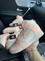 Nike Dunk High Andlsquocrimson Tintandrsquo   Uk 6   Free Delivery 🚚