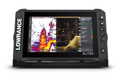 Lowrance 000-15707-001 Elite 9 Fs No Transducer Us/can Embedded Mapping