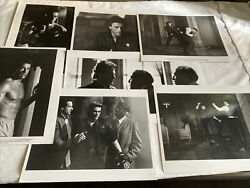 Timecop 1994 Jean Claude Van Damme Movie Press Photographs 8 By 10andrdquo. Lot Of 8.