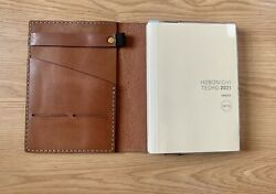 Hobonichi Cousin Galen Leather A5 Cover $55.00
