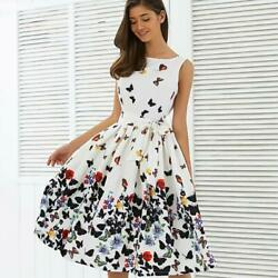 Elegant Long Dresses Sleeveless Fashion Clothes For Women Casual Party 2021 New GBP 11.49