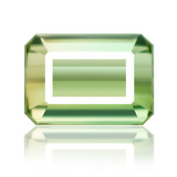 Flawless Bi Color Tourmaline 8.40ct Rare 100natural Earth Mined From Mozambique