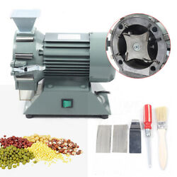 Micro Plant Grinding Machine Electric Mill Plant Grinder Soil Pulverizer Fz102