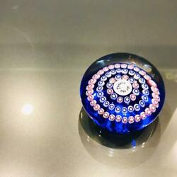 Baccarat Paper Weight We The Peopled