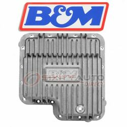 Bandm Automatic Transmission Oil Pan For 1975-1996 Ford F-150 - Hard Parts Zs