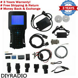 For Tech Ii Inspection Tools For-gm Tech2 Diagnostic Scanner Saab Isuzu + Card