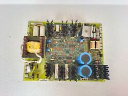 General Electric Ds200gdpag1akf Gate Driver Card