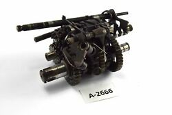 Yamaha Xt 350 55v Bj 1985 - 1991 - Gearbox Complete A2666